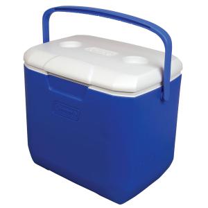 Caixa Térmica Azul Alça Superior 28 Litros - Coleman