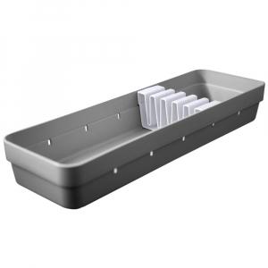 Organizador Facas 5 Compartimentos - Ou