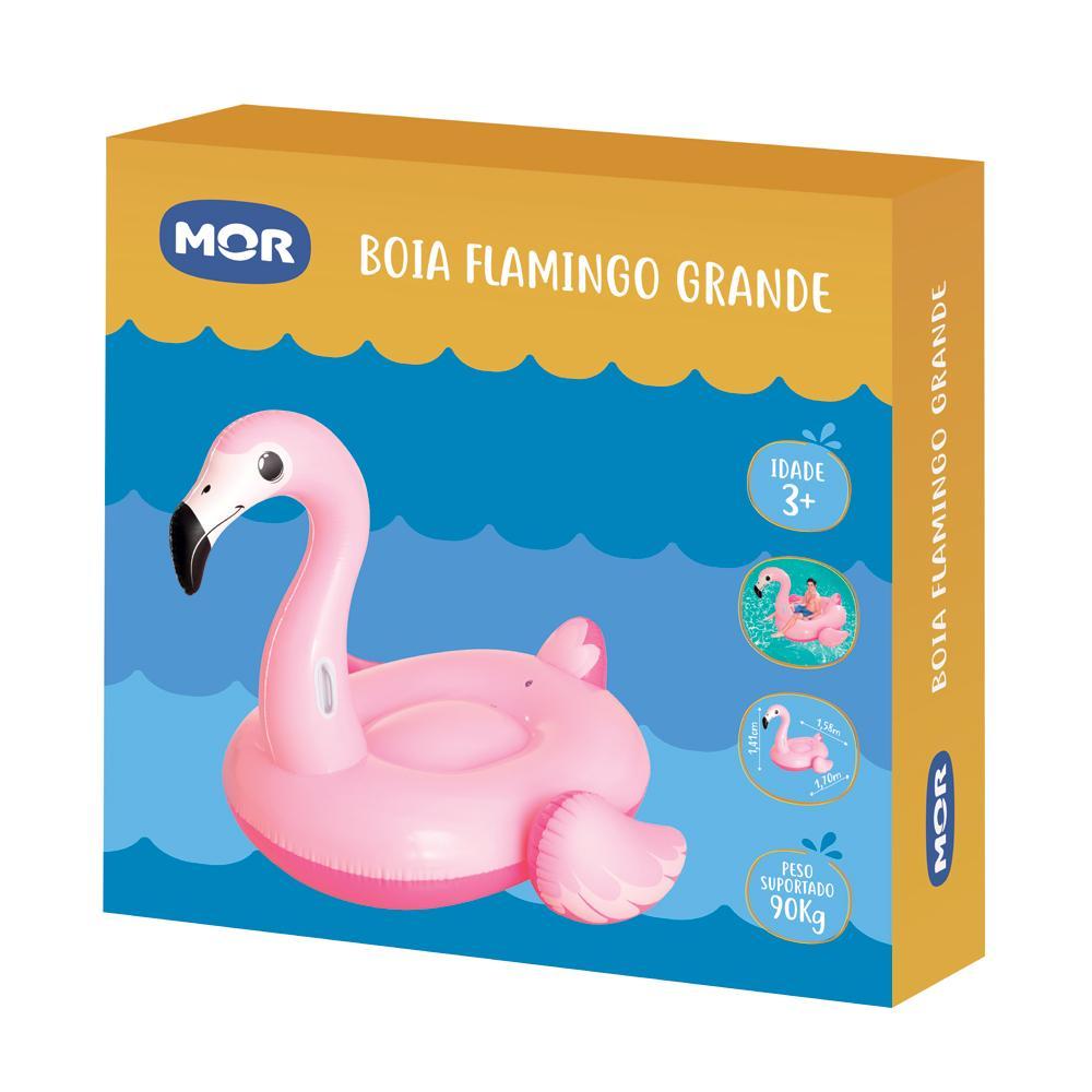 Boia Inflável Flamingo Grande - Mor