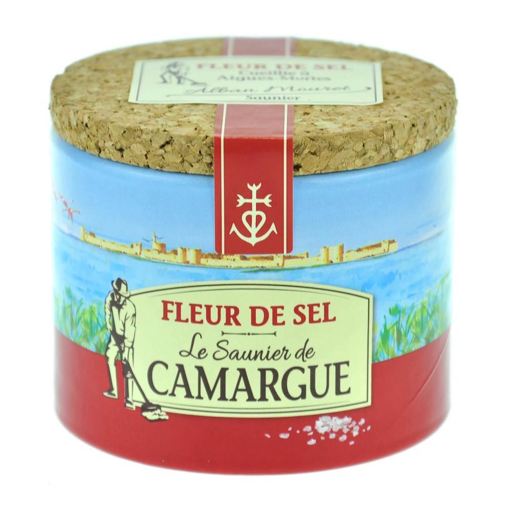 Flor de Sal 125 g - Le Saunier de Camargue