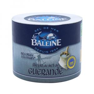 Flor de Sal de Guérande 125g - La Baleine