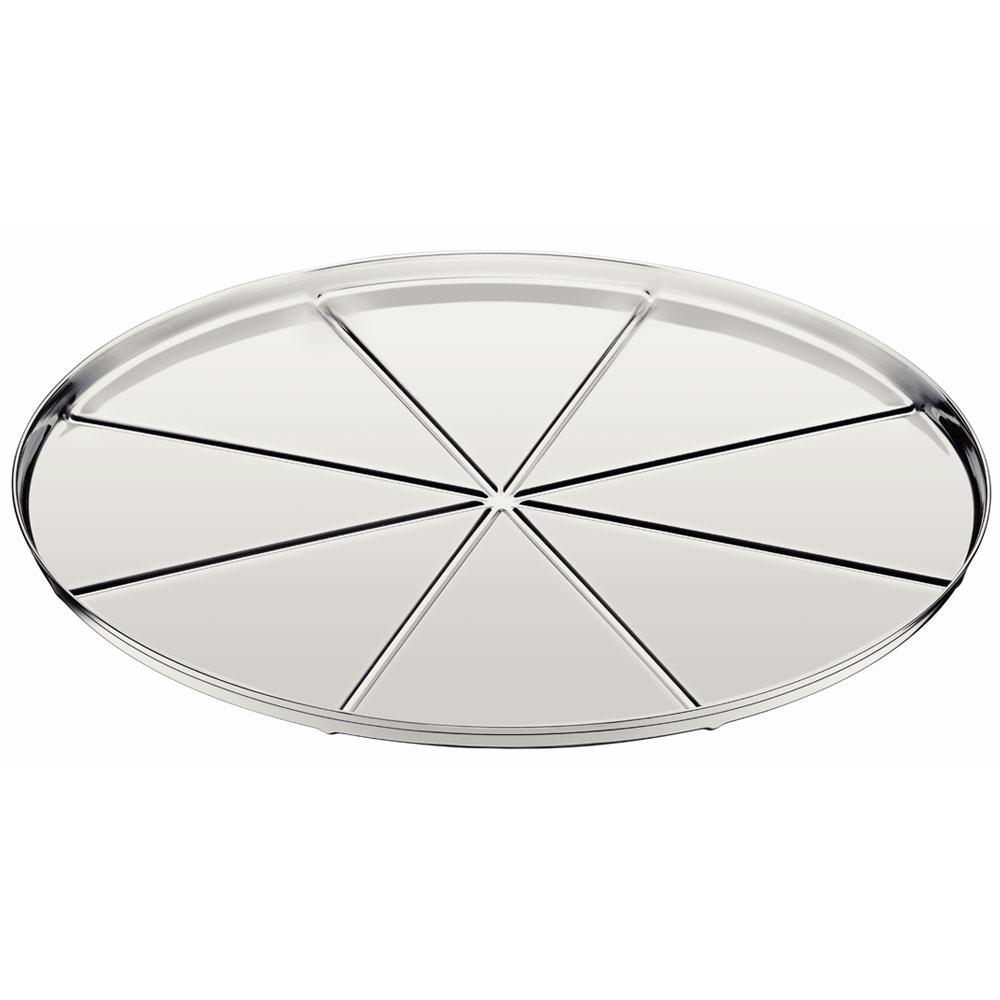 Forma Pizza Inox com Vincos Ø30 - Tramontina