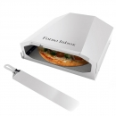 Pegador Espátula Pizza Aço Inox 28cm - Tramontina