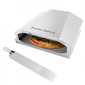 Forno Pizza Inbox Fogão Inox - Saro
