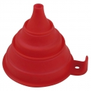 Pegador Tipo Pinça Silicone Vermelho 29 cm - Mor