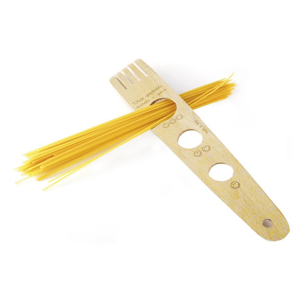 Garfo Medidor Spaghetti Madeira 30 cm - Eppicotispai