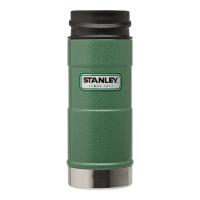 Garrafa Térmica One Hand Classic Verde 354 ml - Stanley