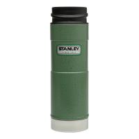 Garrafa Térmica One Hand Classic Verde 473 ml - Stanley