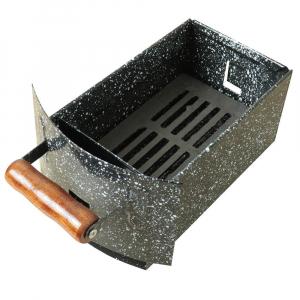 Gaveta de Carvão Esmaltada Apolo 9 - Weber
