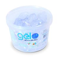 Gelo Artificial Cubo Pote 20 Unidades - Gêlo Absoluto