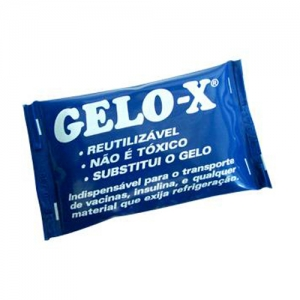 Gelo Artificial Flexível Gelo-X Pequeno 150 ml - Termogel