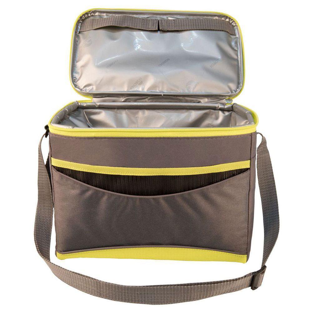 Igloo - Bolsa Térmica Amarela Flexível 9 Litros