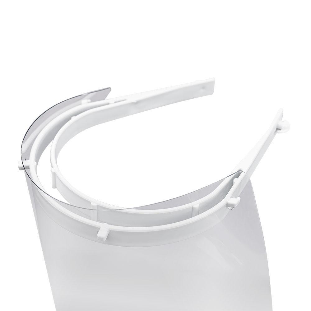 Kit 2X Máscara Proteção Facial Pet Cristal G - Brinox