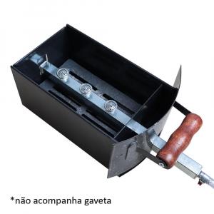 Kit Gás para Churrasqueira Apolo 8 - Weber