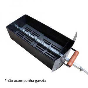 Kit Gás para Churrasqueira Apolo 11 - Weber