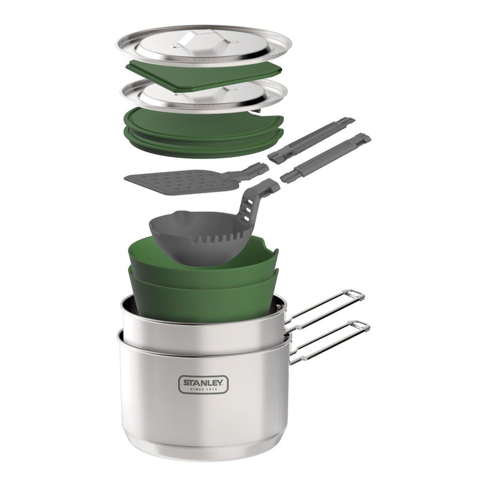 Kit Preparação e Cozinha 13 Peças Aço Inox - Stanley