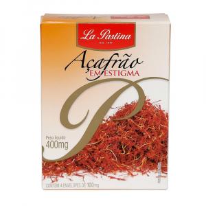 La Pastina - Açafrão em Estigma 0,4 g
