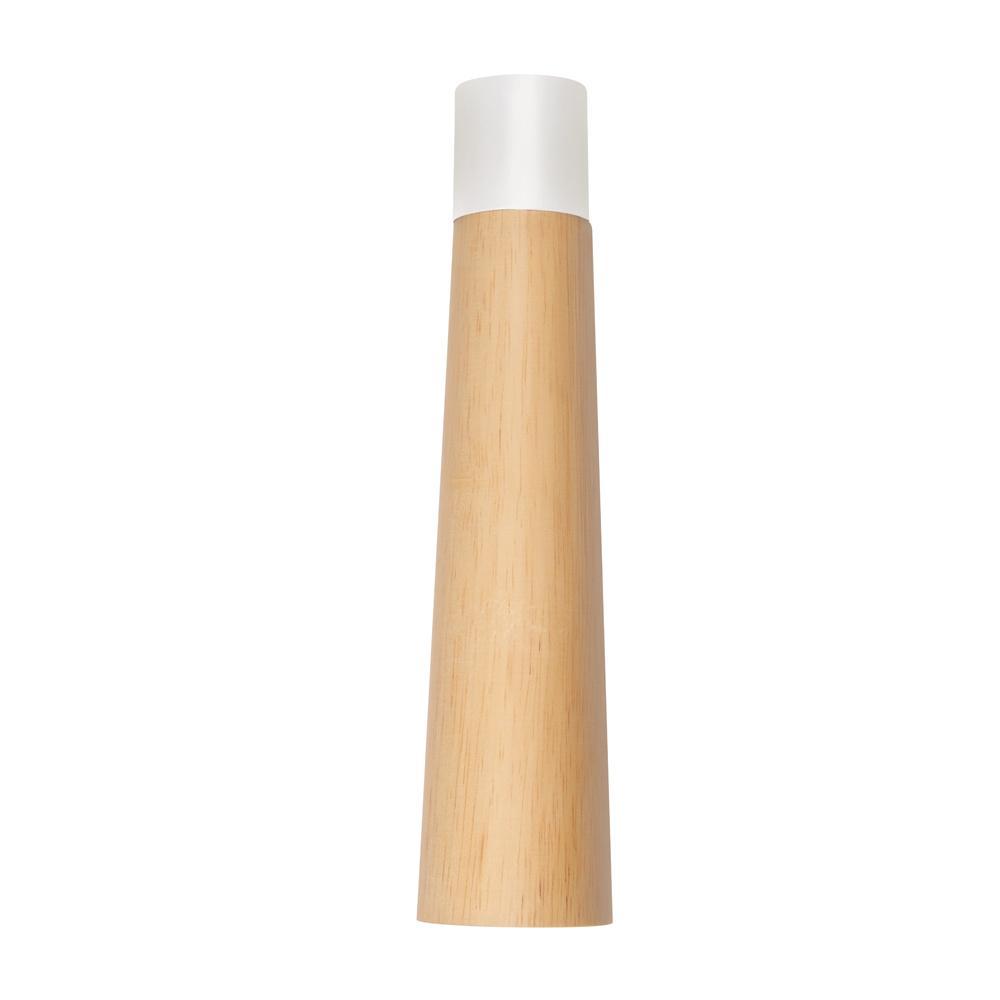 Moedor Madeira Branco 25 cm - Mor