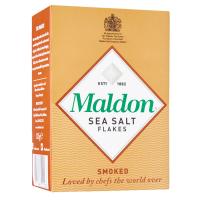 Maldon - Sal Marinho Defumado em Flocos 125 g