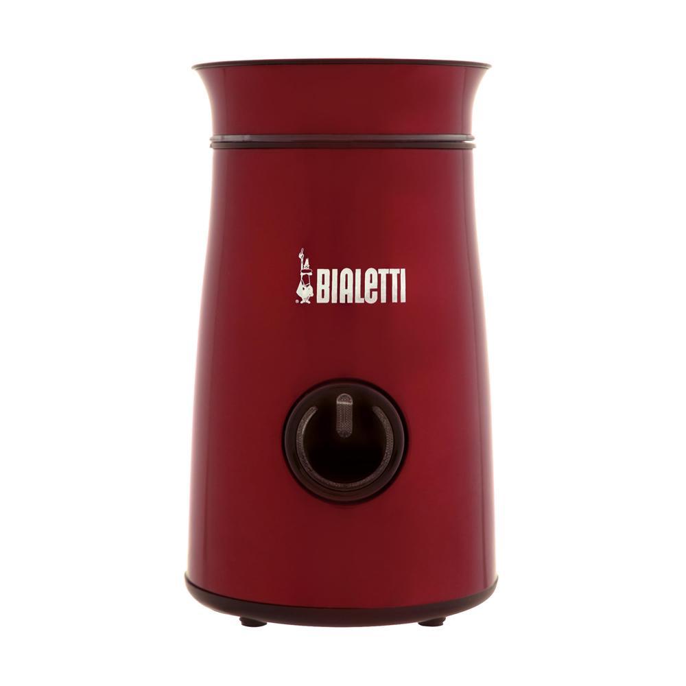 Moedor de Café Eletricity Vermelho 110V - Bialetti