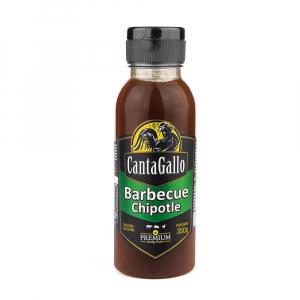 Molho p/ Churrasco Barbecue Chipotle 350 g - CantaGallo