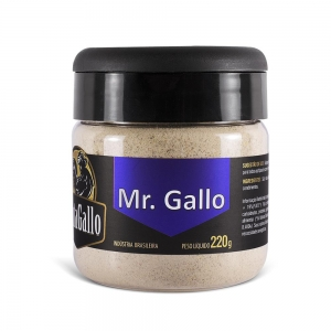 Mr. Gallo Tempero Especial 220 g - Empório CantaGallo