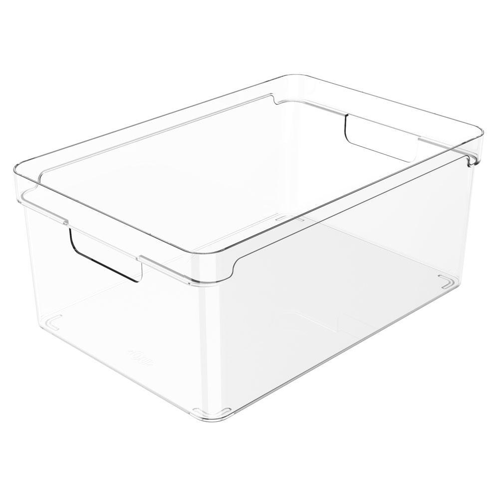 Organizador Clear 30 x 20 x 13 cm - Ou