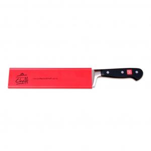 Protetor para Facas Vermelho - Professional Cheff