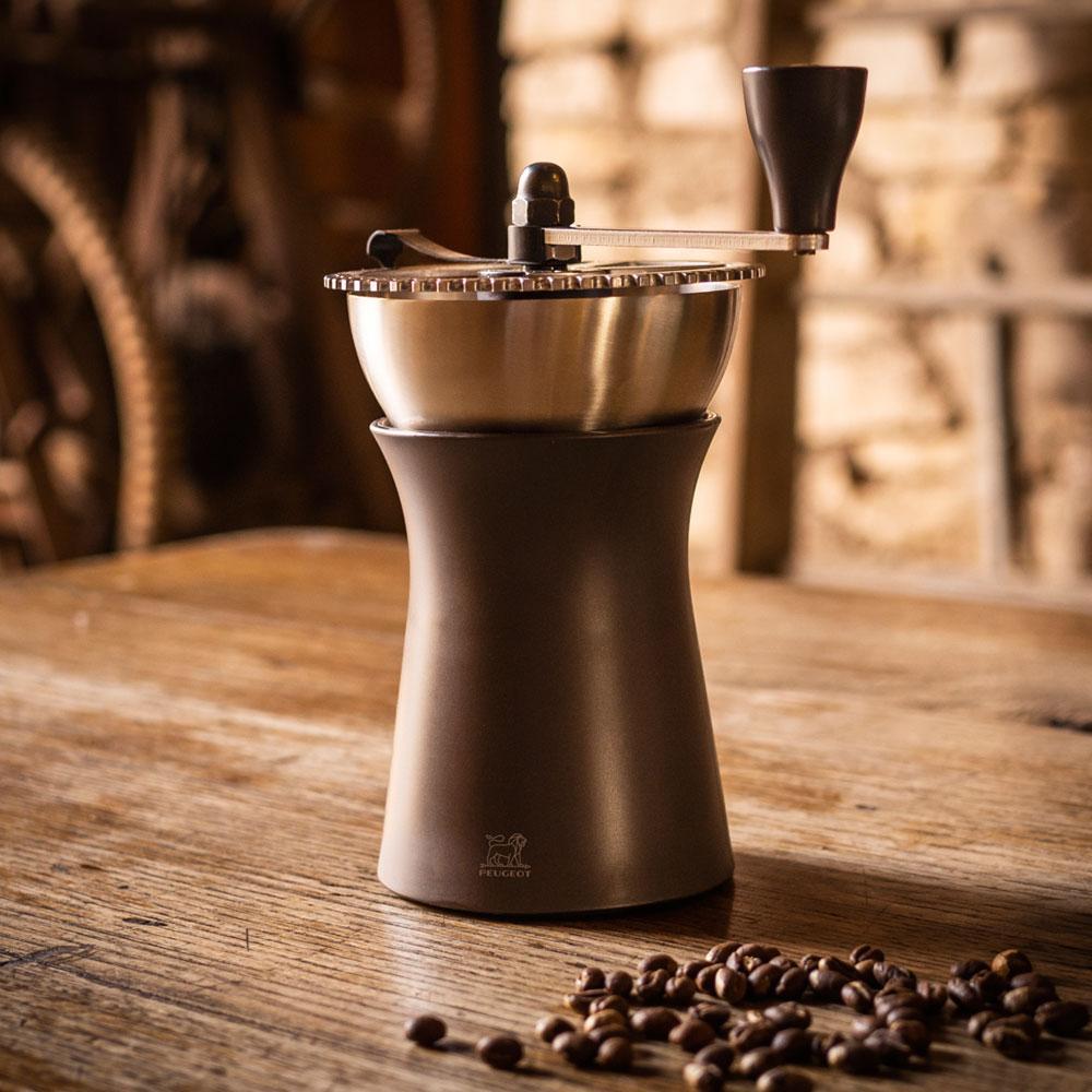 Peugeot Kronos - Moedor Café Manivela 43 Posições 19 cm