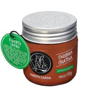 Pimenta Caiena Pote 100 g - BR Spices