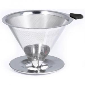 Pour Over Aço Inox - Bialetti