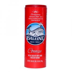 Sal Marinho Grosso 750 g - La Baleine