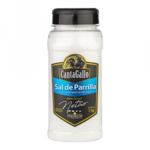 Sal Parrilla Entrefino Especial Netão 1Kg - CantaGallo