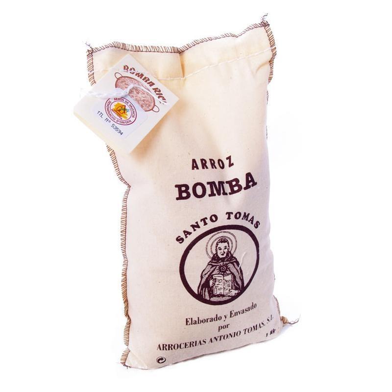 Santo Tomas - Kit 3X Arroz Bomba Especial para Paella