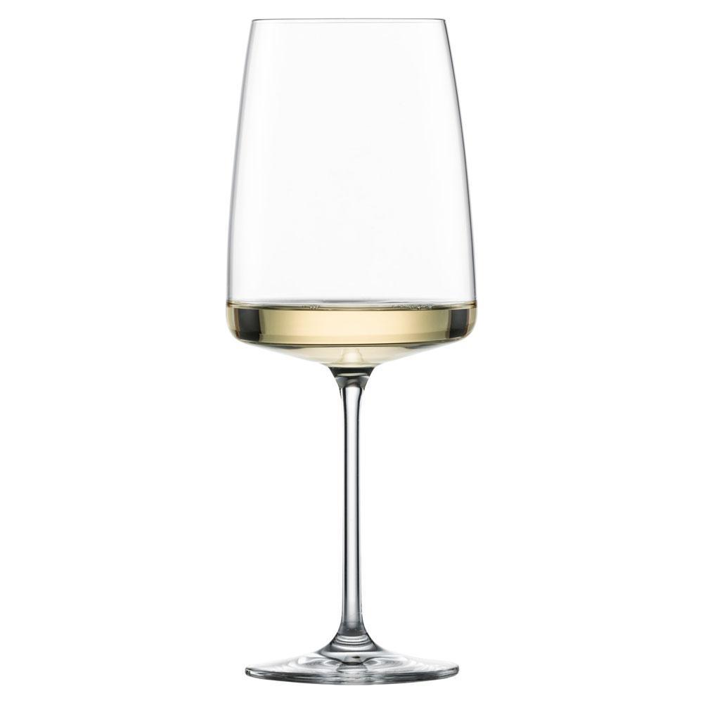 Schott Zwiesel - Kit 6X Taças Cristal (Titânio) Flavoursome & Spicy Sensa 660ml