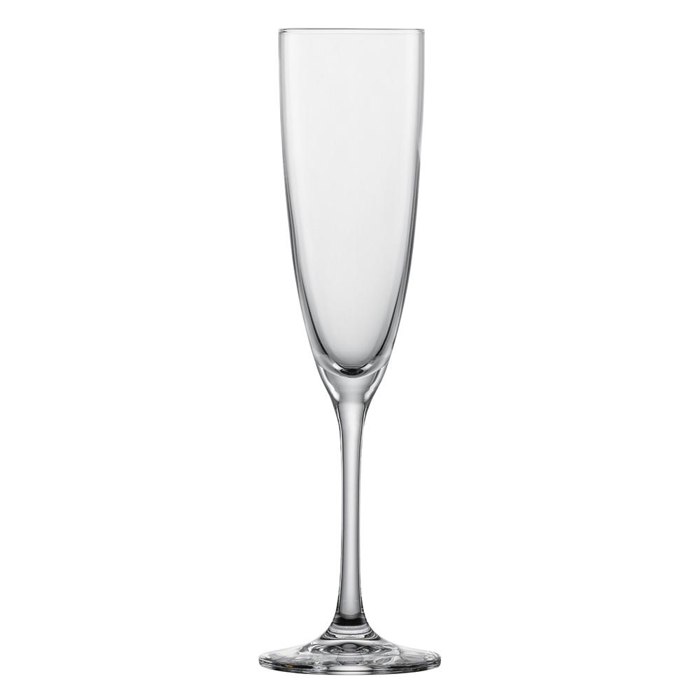 Schott Zwiesel - Kit 6X Taças Cristal (Titânio) Champagne Classico 210ml