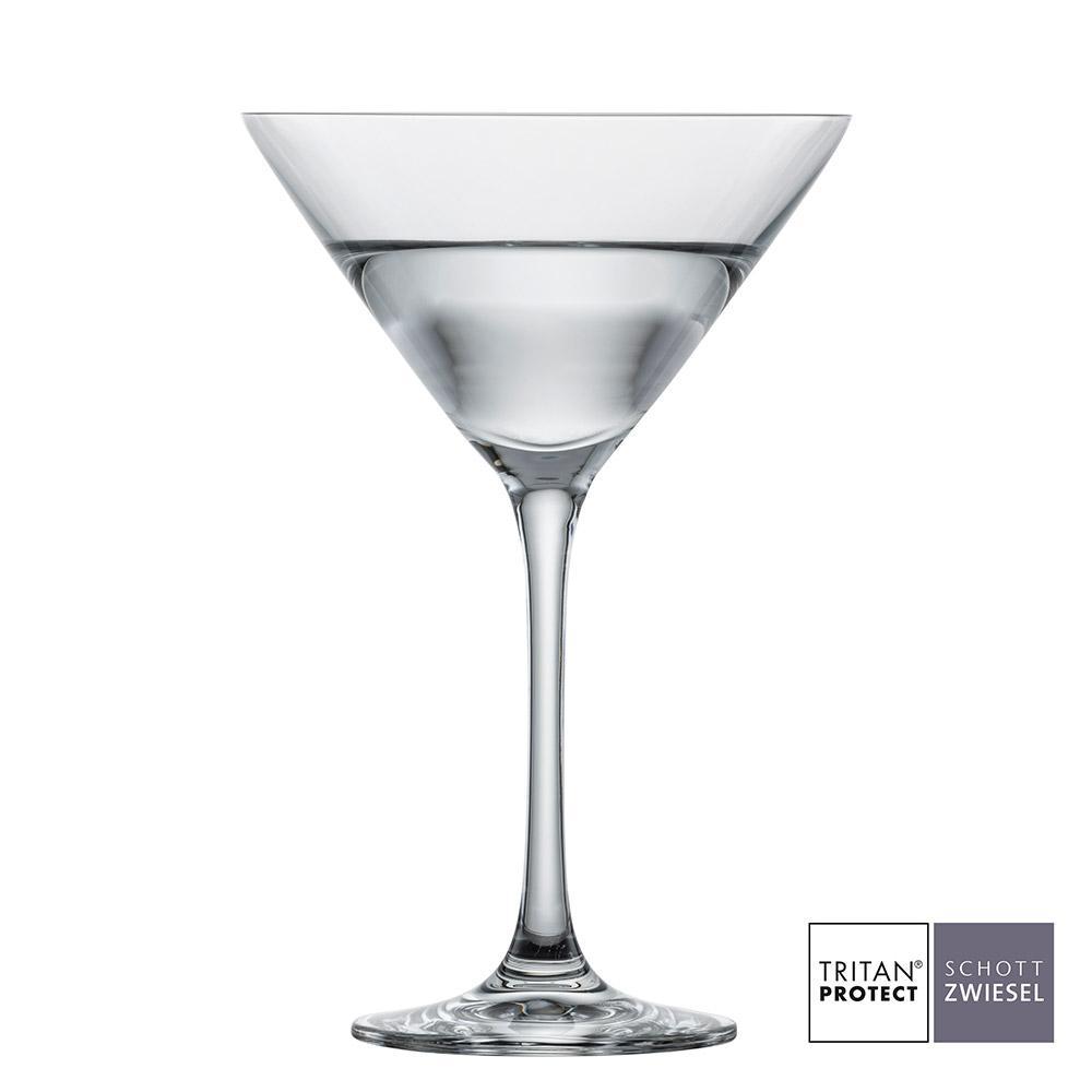 Schott Zwiesel - Kit 6X Taças Cristal (Titânio) Martini Classico 270ml