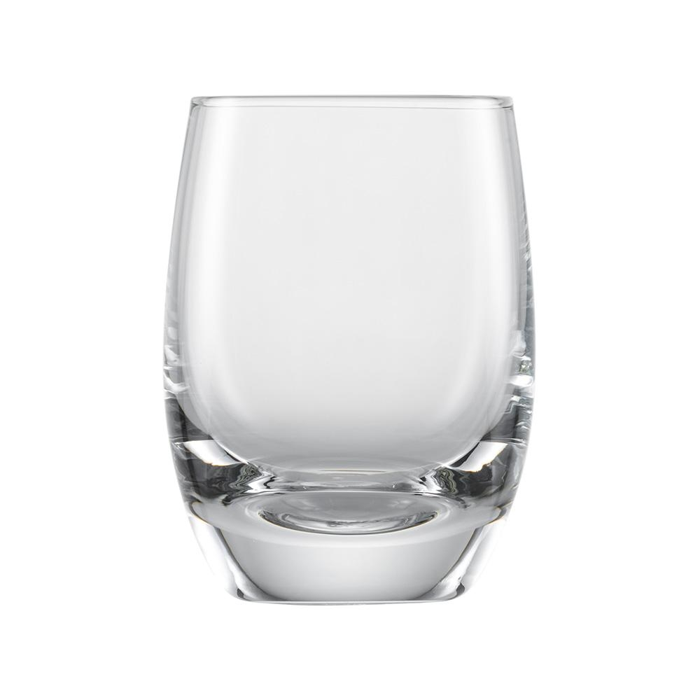 Schott Zwiesel - Kit 6X Copos Cristal (Titânio) Shot Destilado Banquet 62ml