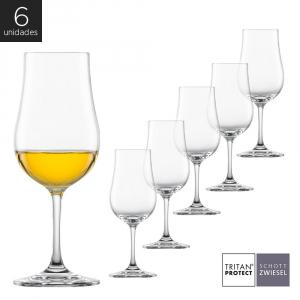 Schott Zwiesel - Kit 6X Taças Cristal (Titânio) Whisky Bar Special 218ml