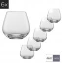 Schott Zwiesel - Kit 6X Copos (Titânio) Cristal Whisky Viña 587ml