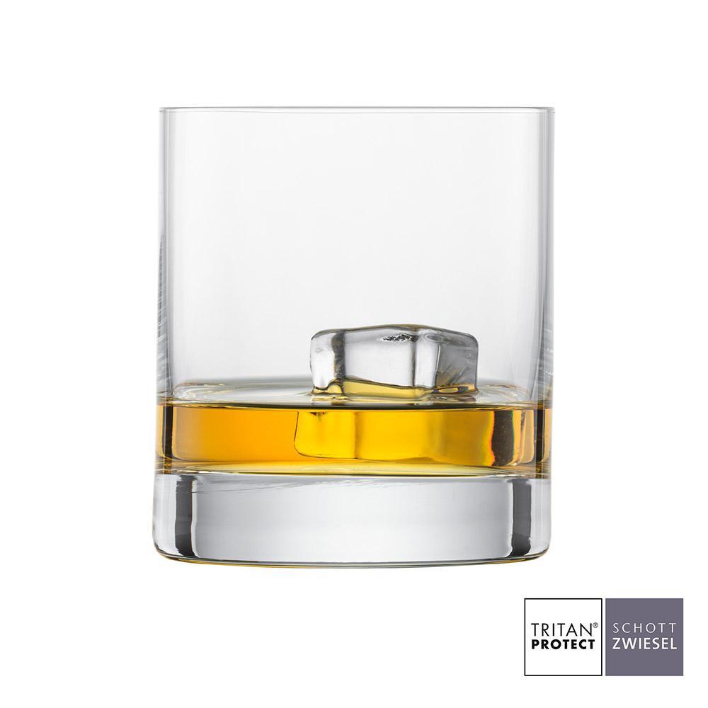 Schott Zwiesel - Kit 6X Copos Cristal (Titânio) Whisky Paris 302ml