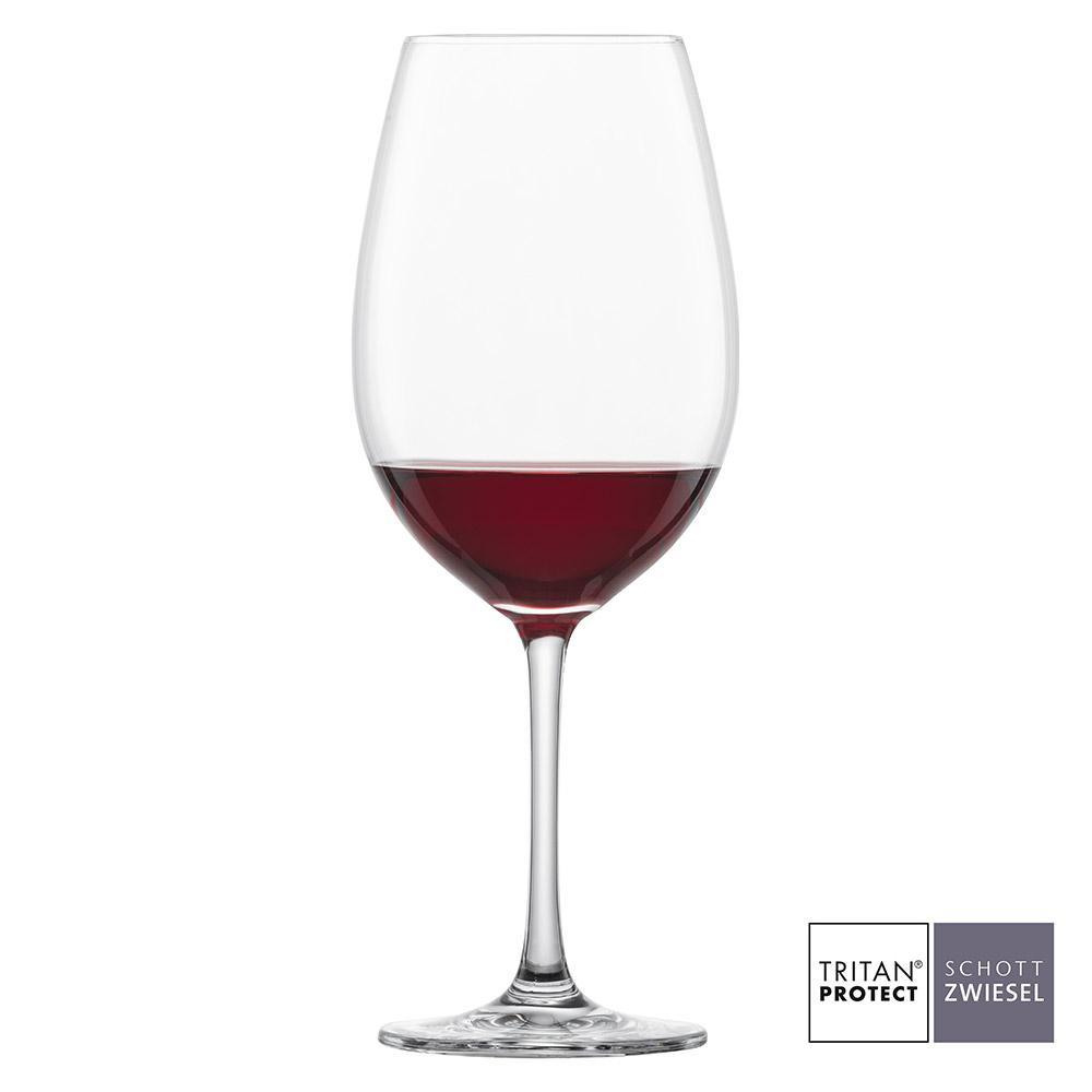 Schott Zwiesel - Kit 6X Taças Cristal Vinho Tinto Ivento 506ml