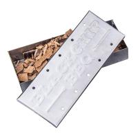 Smoker Box Aço Inox para Defumação - Blackchip BBQ