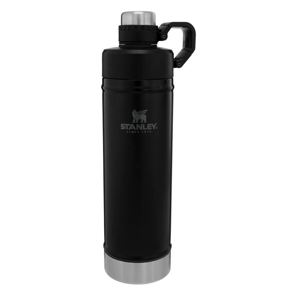 Garrafa Térmica Classic Hydration Preto 0,75 Litros - Stanley
