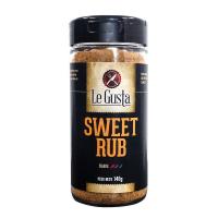 Tempero Sweet Rub Defumação 140 g - Le Gusta
