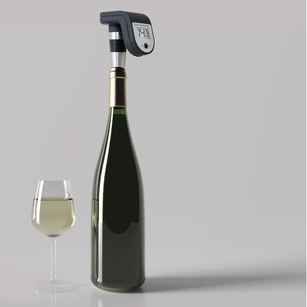 Termômetro Digital Especial para Vinho - Incoterm