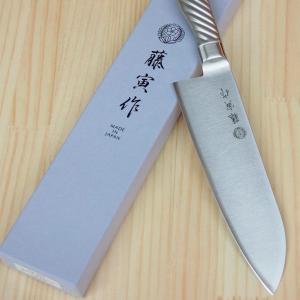 Faca Santoku Versão Japonesa 170 mm FU-895 - Tojiro-Pro