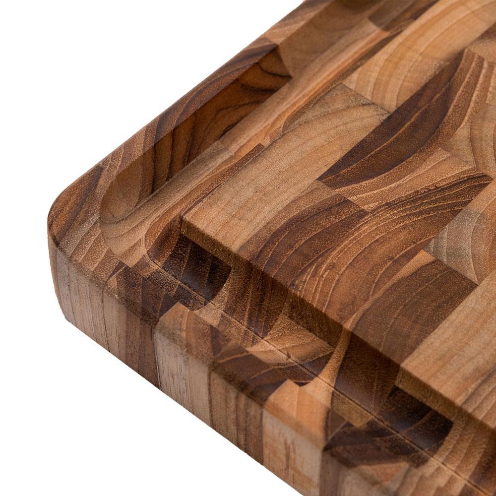 Tábua Churrasco Madeira Invertida 45 x 34 cm - Tramontina
