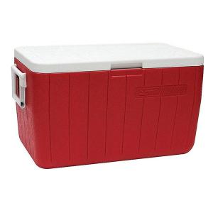 Coleman - Caixa Térmica Vermelha 45 Litros