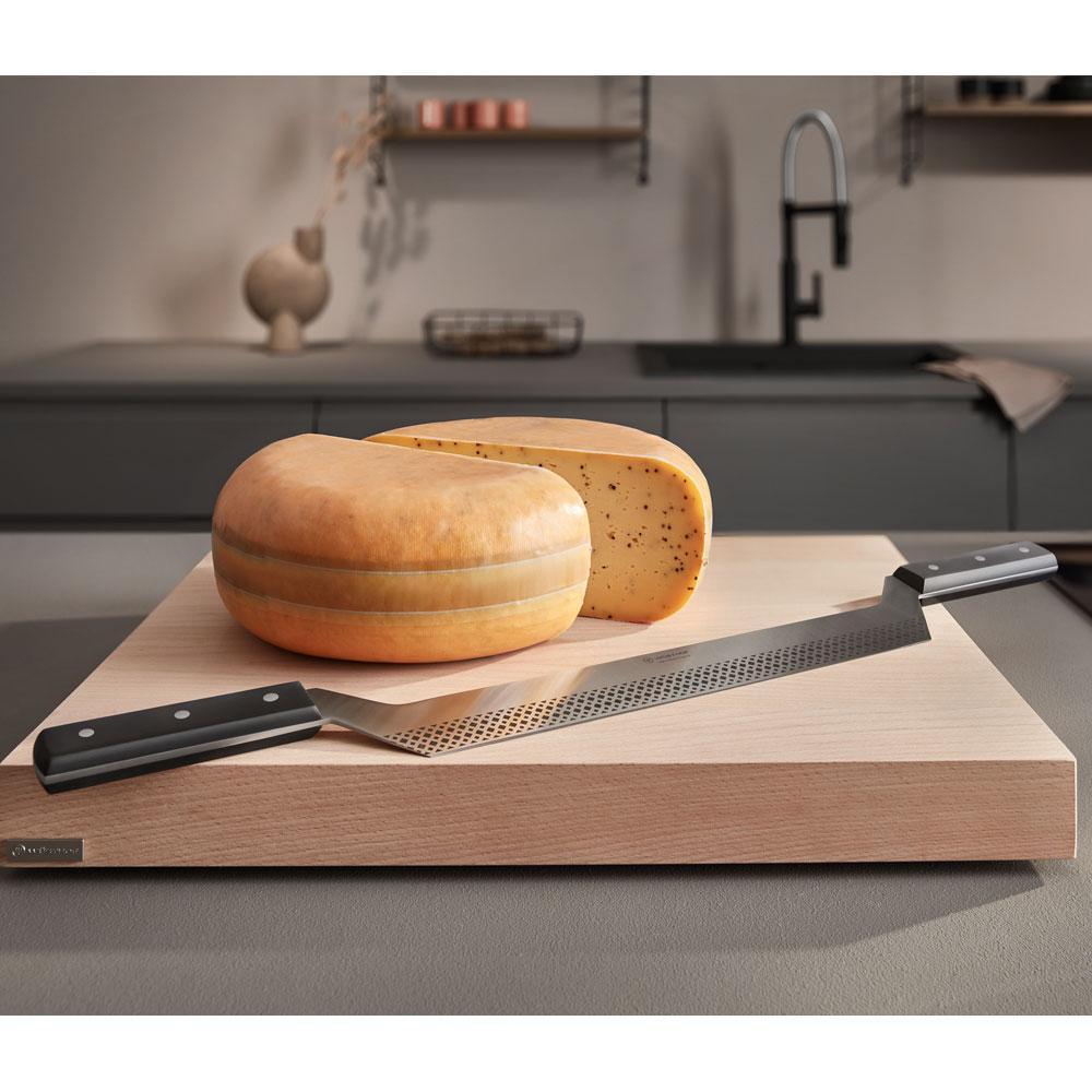 Faca Wüsthof Queijo Gourmet Cabo Duplo 4812 / 32 cm